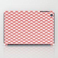 matsukata in poppy red iPad Case