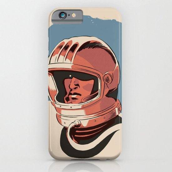 Astronaut iPhone & iPod Case