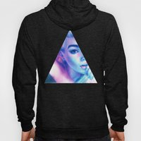 Technicolor Triangle Sh*… Hoody