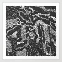 New Sacred 27 (2014) Art Print