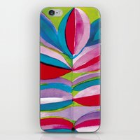 play with colors_Pattern7 iPhone & iPod Skin