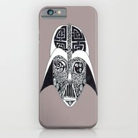 iPhone & iPod Case featuring Celtic Vader by ronnie mcneil