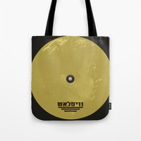 Not My Tempo Tote Bag