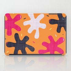 Throw it against the wall and see what sticks iPad Case