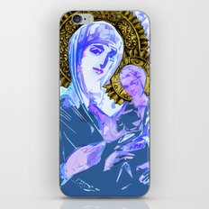 Mary and Jesus  iPhone & iPod Skin