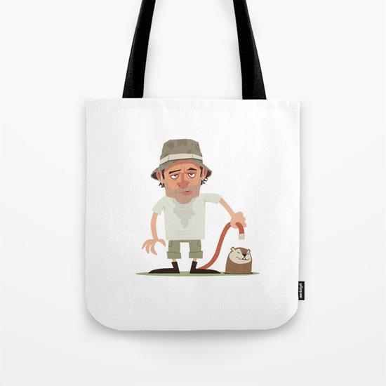 Caddyshack Carl Tote Bag