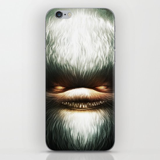 Little Evil iPhone & iPod Skin