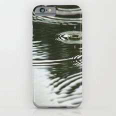 Raindrop Reflections iPhone 6s Slim Case