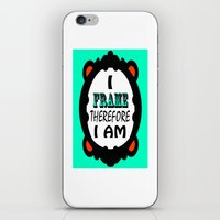 I Frame.... Fancy iPhone & iPod Skin
