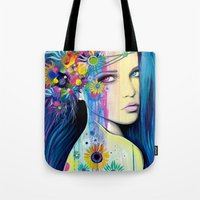 -Wild Youth- Tote Bag