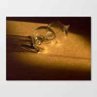 Morning On My Earings Canvas Print