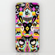 iPhone & iPod Skin featuring Beyond The Stars by Muxxi