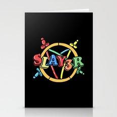 Slayer—For Kids! Stationery Cards