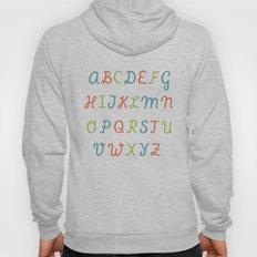 ABC...RGB... Hoody