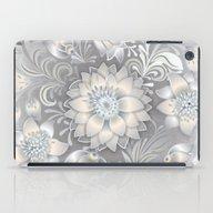 Shabby Flowers #2 iPad Case