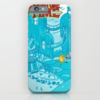 Adventure Time! iPhone 6 Slim Case