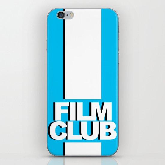 Film Club iPhone & iPod Skin