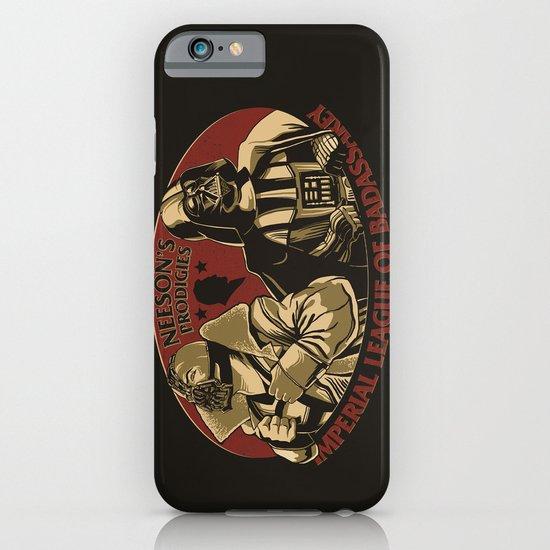 Neeson's Prodigies iPhone & iPod Case