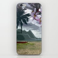 The Storm is Passing iPhone & iPod Skin