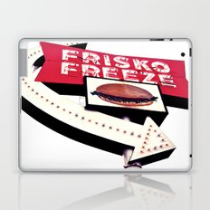 Nostalgic drive-thru Laptop & iPad Skin