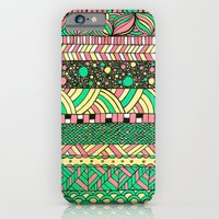 nyc iPhone & iPod Cases featuring NYC by Mariana Beldi