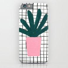 Plant Pot iPhone 6 Slim Case