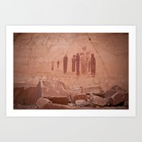 Holy Ghost Art Print