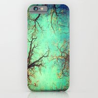 iPhone & iPod Case featuring Dance of the trees by Julia Kovtunyak