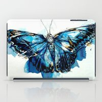 Mighty Morpho Butterfly iPad Case