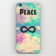 PEACE-84 iPhone & iPod Skin