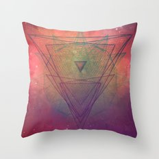 pyrymyd xrayyll Throw Pillow