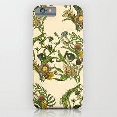 Botanical Pug iPhone 6s Slim Case