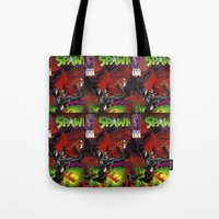 Spawn 1 Cover Tote Bag