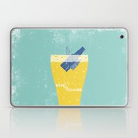 Save the Ales Laptop & iPad Skin