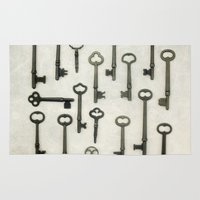 The Key Collection Rug
