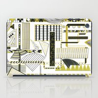 Lill Bit of Gold iPad Case