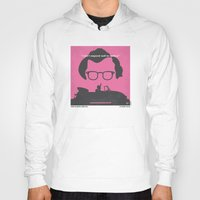 No147 My Annie Hall minimal movie poster Hoody