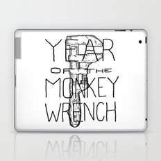 Year of the Monkey Wrench Laptop & iPad Skin