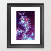 Mystical Universe Framed Art Print