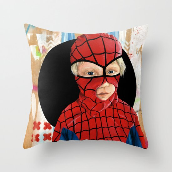Joshua Throw Pillow