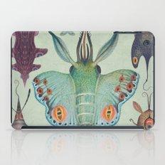 Cephalopodoptera Tab. I iPad Case