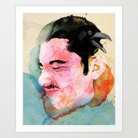 Graznido Art Print