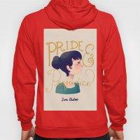 Pride and Prejudice Hoody