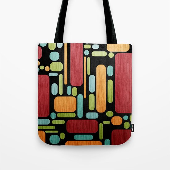 Retro Switch. Tote Bag