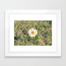 Loner Framed Art Print