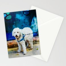 The Adventures Of Troy I Stationery Cards