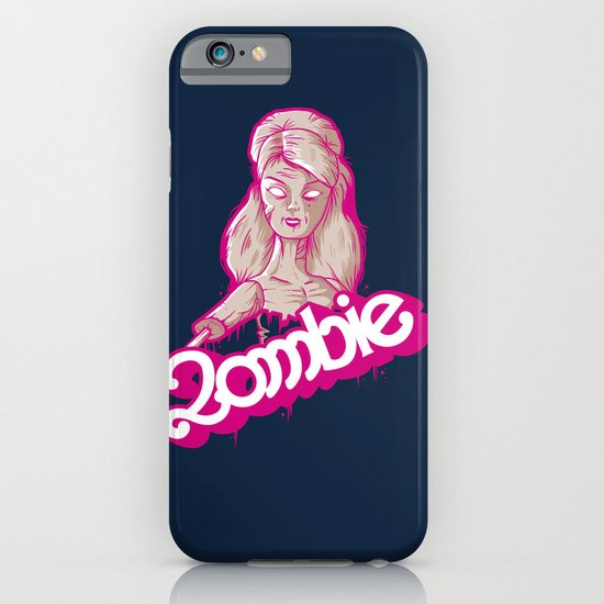 UNDEAD TOY iPhone & iPod Case