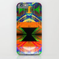 iPhone & iPod Case featuring 2011-11-17 18_08_35 by Daily Rorschach