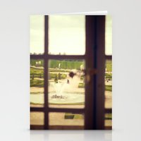 Windows of Versailles I Stationery Cards