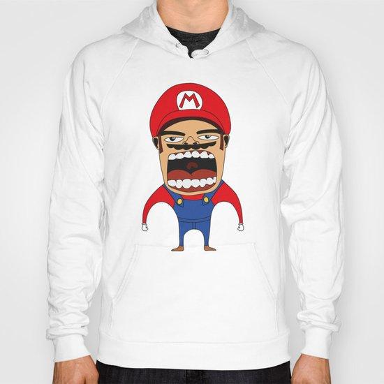 Screaming Mario Hoody